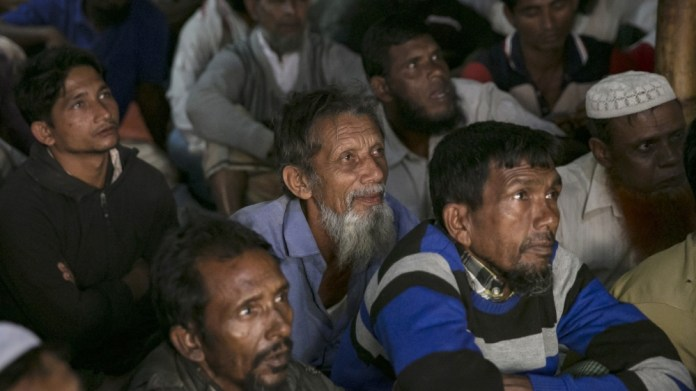 Myanmar Faces Charges Of Genocide