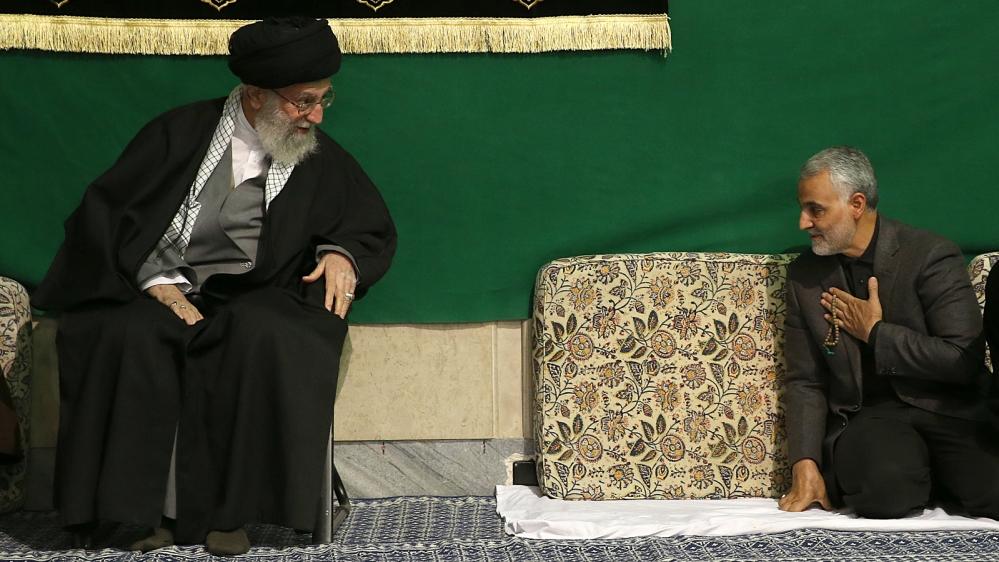 Soleimani - Iran