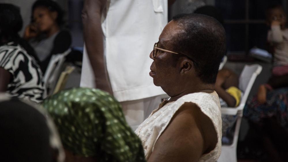 Kanu in the church service