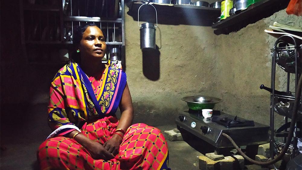 Manisha Uke [Kunal Purohit/Al Jazeera]