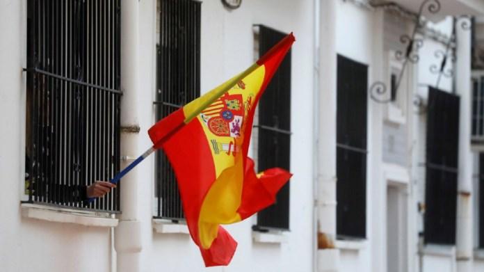 Spanish flag - reuters