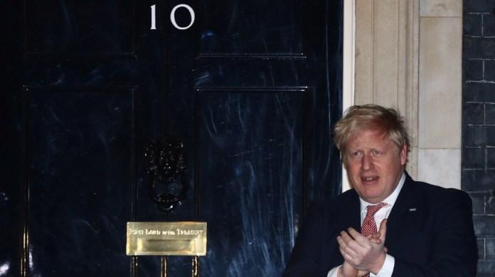 Boris NHS Reuters