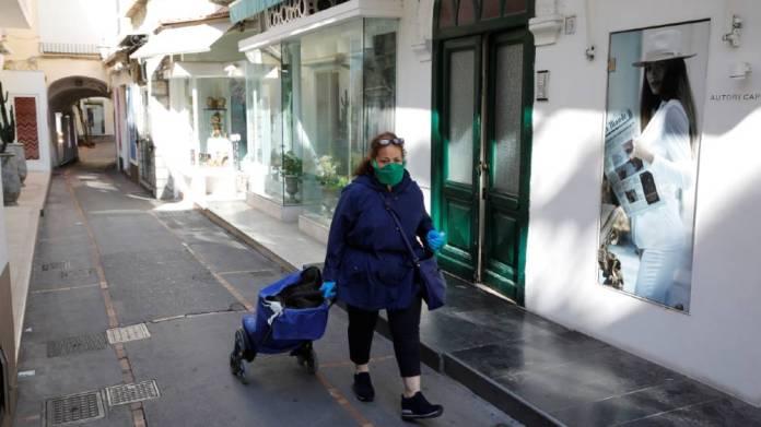 Capri - italy - reuters