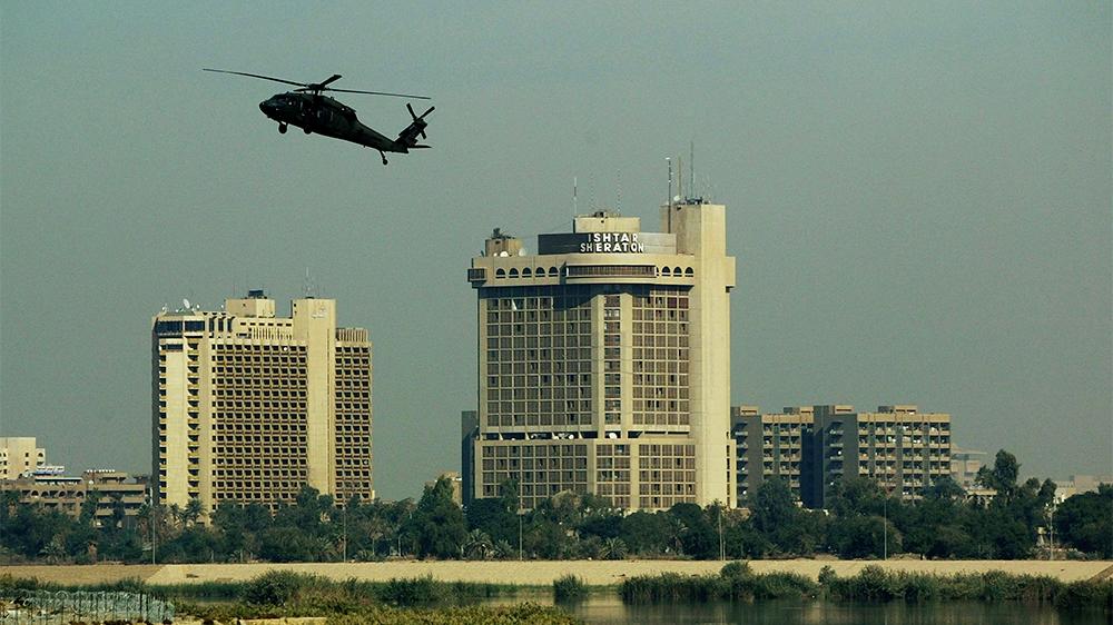 Palestine hotel Baghdad