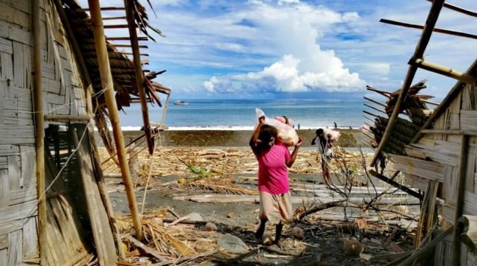 Vanuatu - Cyclone Harold  - Dr Christopher Bartlett