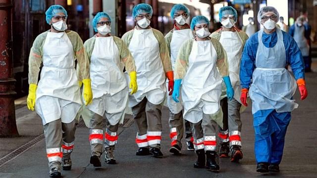 Spread of coronavirus disease (COVID-19) in Strasbourg