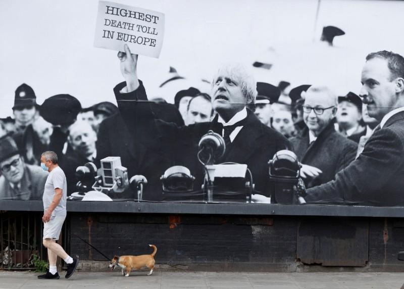 Boris on Zoom - reuters