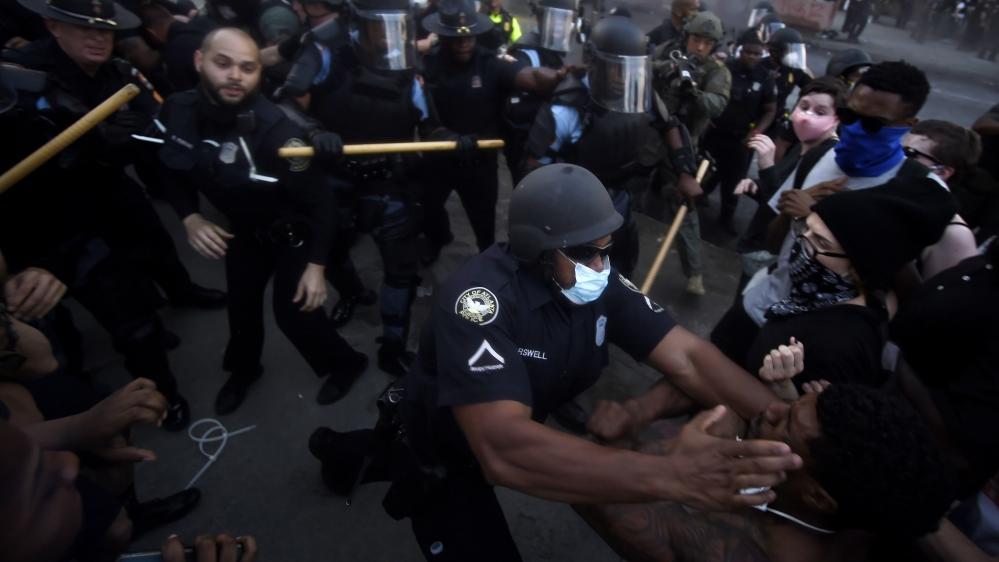 Police Atlanta