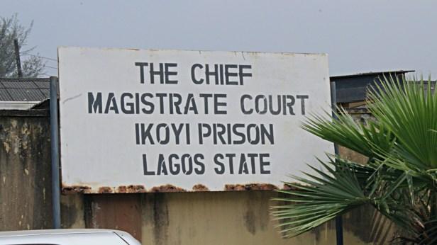 nigeria women prison