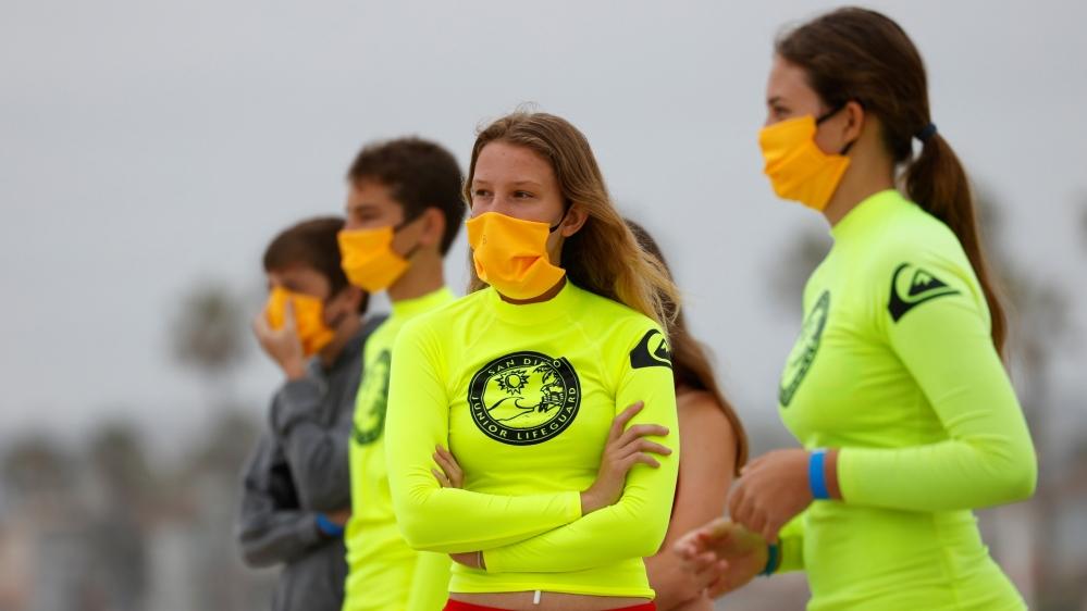 California masks
