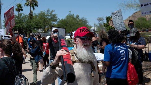 Donald Trump Arizona rally