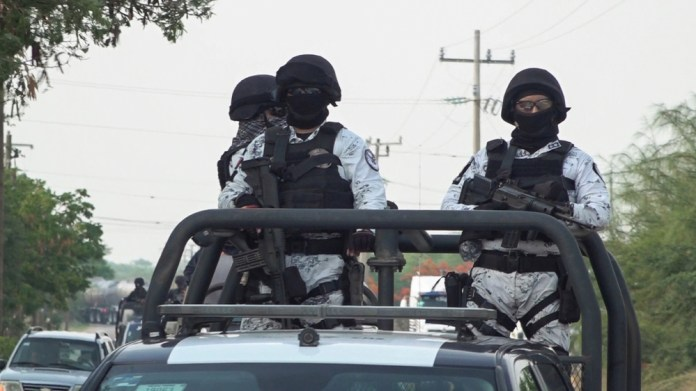 Mexico massacre/Eoin Wilson