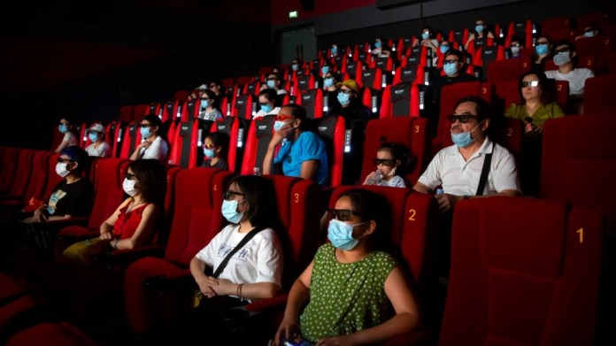 China - theatre