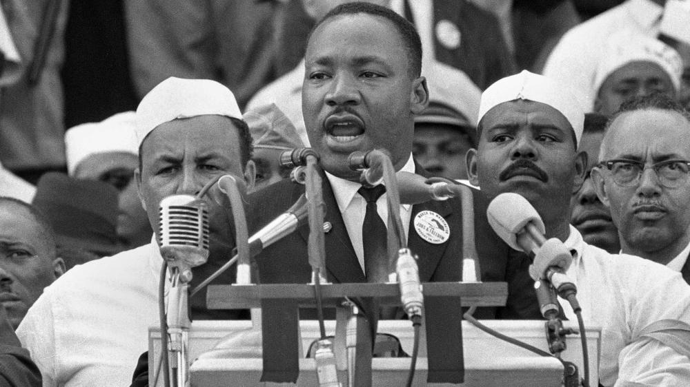 مارٹن لوتھر کنگ