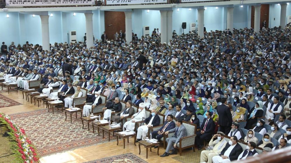 کابل میں افغان امن سے متعلق عظیم الشان آغاز