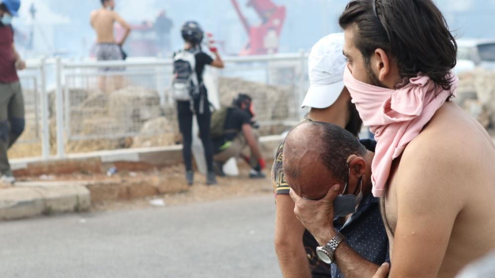 بیروت کا احتجاج