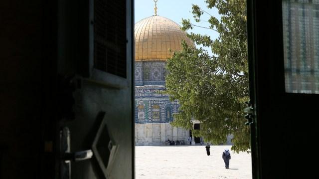 Al Aqsa [Mersiha Gadzo/Al Jazeera]