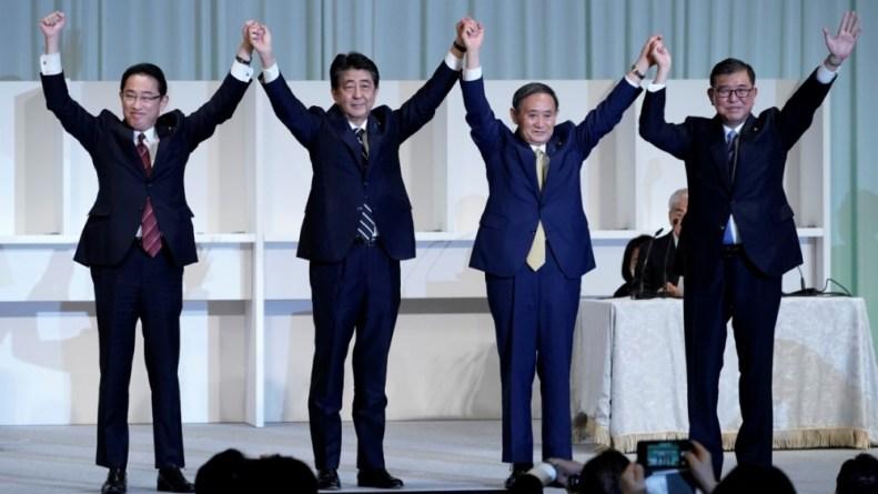 Japan - Shinzo Abe