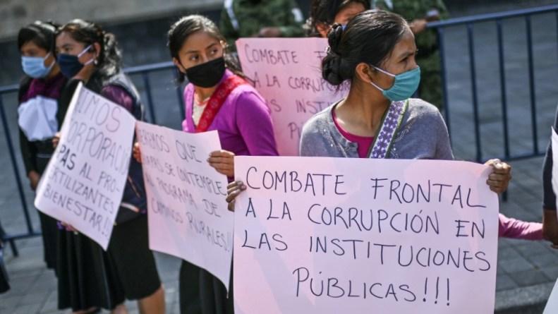 Mexico Corruption