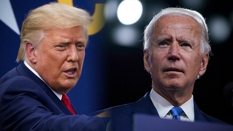 Composite - Donald Trump and Joe Biden [AP Photo]