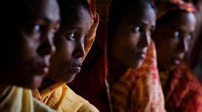 The gender struggle in India
