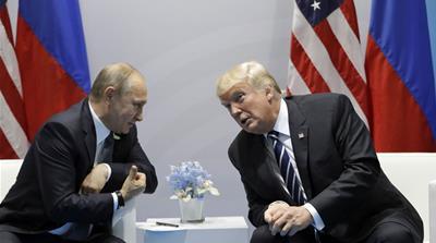 Trump concealed details of Putin meeting: Report