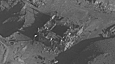 Israel sat photo Syria suspected nuke reactor