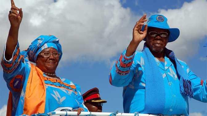 Profile: Joyce Banda