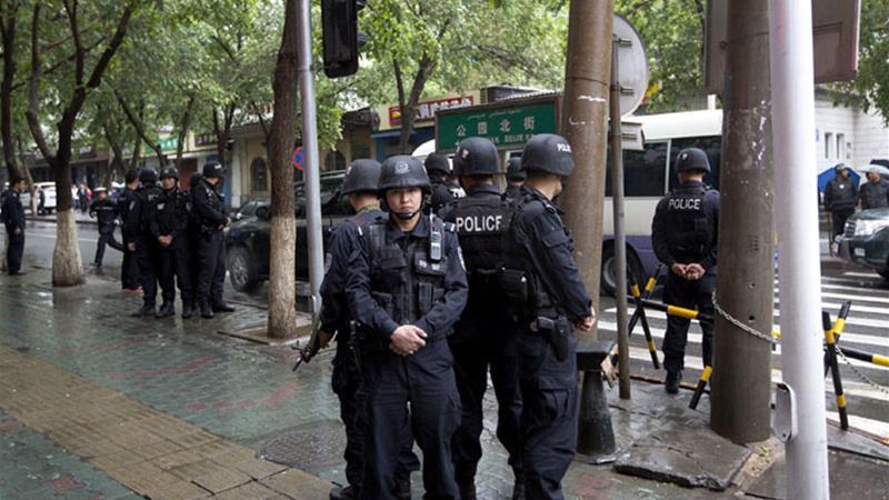 Chinese Uighurs: separatism vs terrorism?