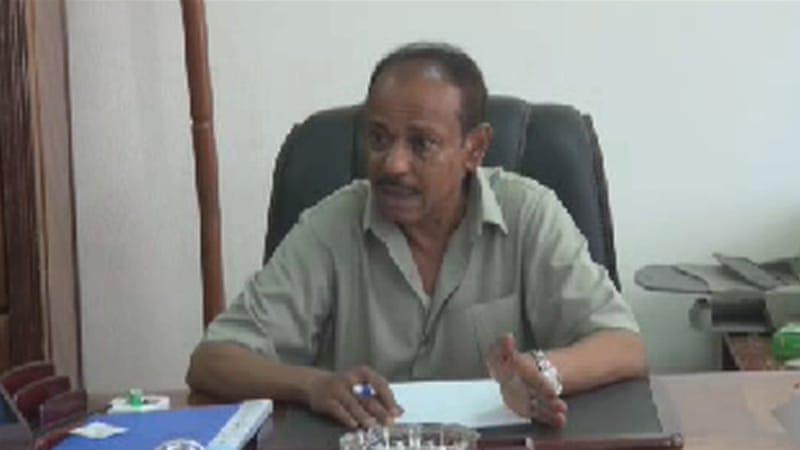 Major General Jafar Mohammed Saad was recently appointed as governor of Aden [Al Jazeera]