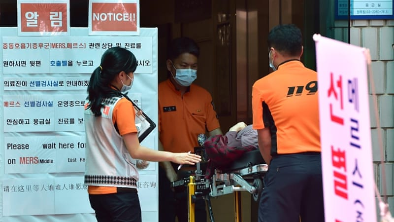 South Korea has reported 24 cases of the disease since diagnosing the country's first MERS illness last month [AFP]