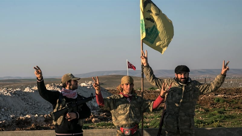 Image result for pyd ypg syria