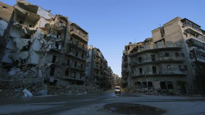 Syria: Under Russia's Fist