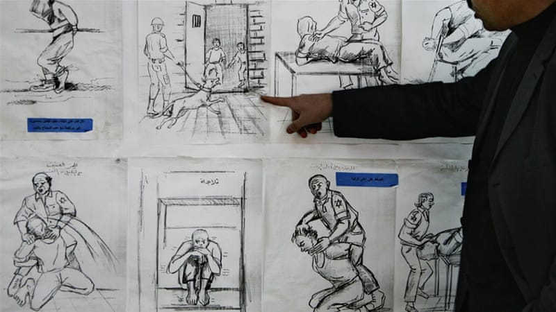Israeli torture of Palestinian children 'institutional'