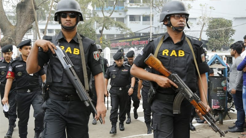 The UN's Human Rights Committee report also criticised Bangladesh for 'excessive use of force by state actors' [EPA]