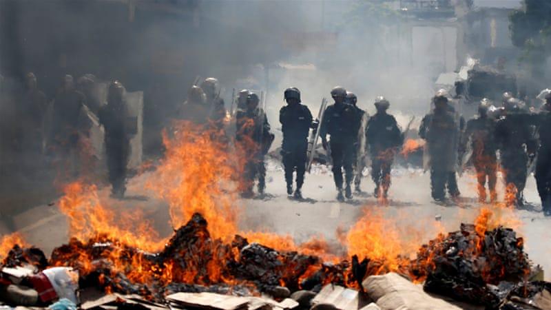 Image result for Venezuela Violence April 2017