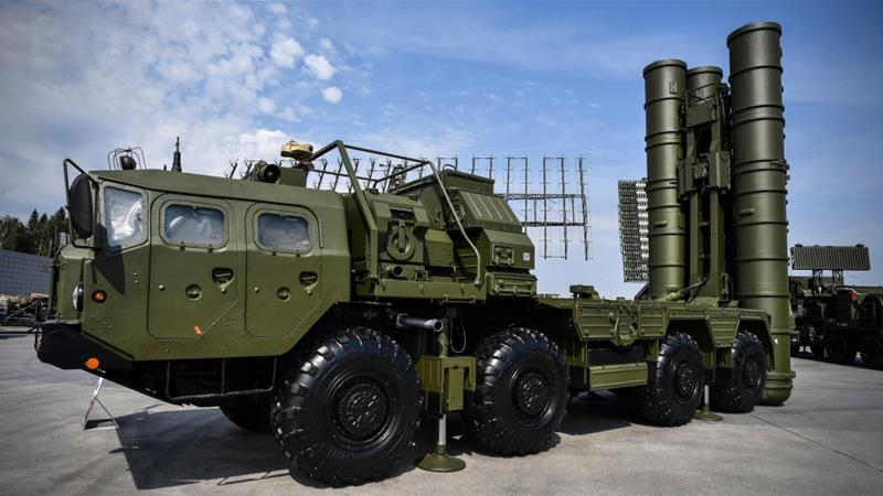 Image result for Russia set to give S-400 missiles to Turkey by 2019