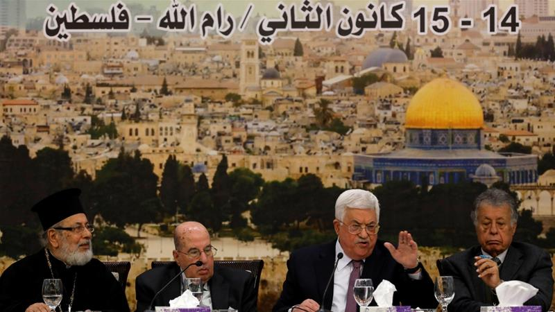 Mahmoud Abbas slams Trump over 'slap of the century'