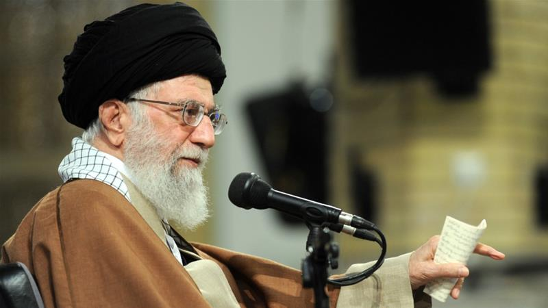 Iran does not recognise the state of Israel [File: AFP/Iranian supreme leader's website]