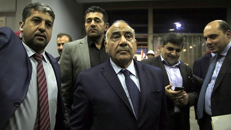 Image result for iraq prime minister