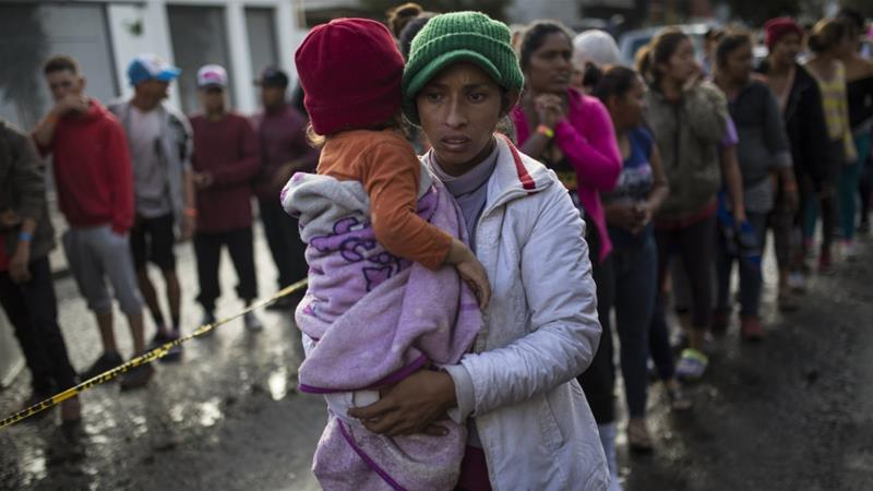 From posting bail to legal aid: NGOs go into overdrive at border