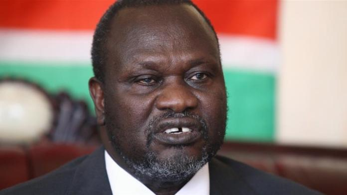 South Sudan armed opposition rejects 'imposition' of peace deal