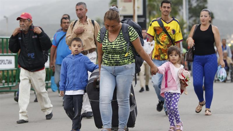 Venezuela's exodus: Forced to flee