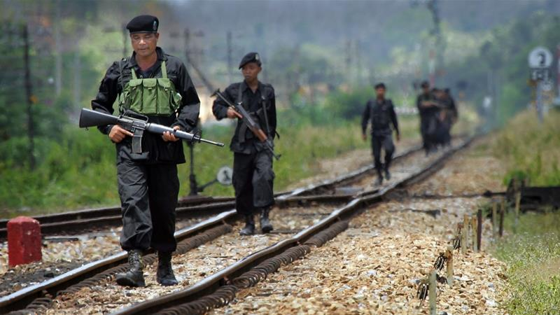 The region has been plagued by a long-running separatist campaign as ethnic Malay rebels battle Thai troops for more autonomy from the Buddhist-majority rule [File: David Longstreath/AP Photo]