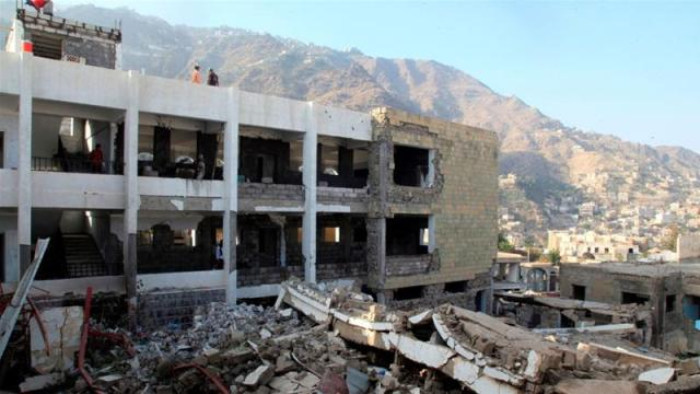 Will the US end its involvement in the Yemen war?
