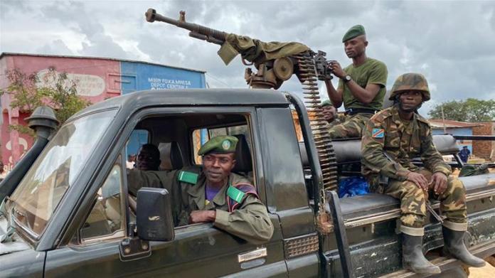 DRC army says it killed top rebel leader as civilian toll rises