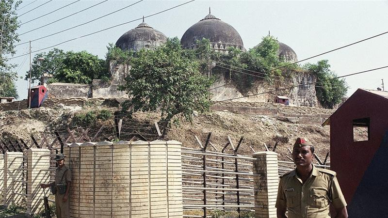 Indian Supreme Court Delivers Verdict On Ayodhya Case
