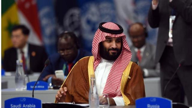 The Rapid Intervention Group was authorised by Crown Prince Mohammed bin Salman and overseen by Saud al-Qahtani, a royal court insider, US officials told the NYT [File: Reuters]