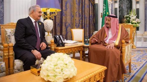 haftar saudi arabia