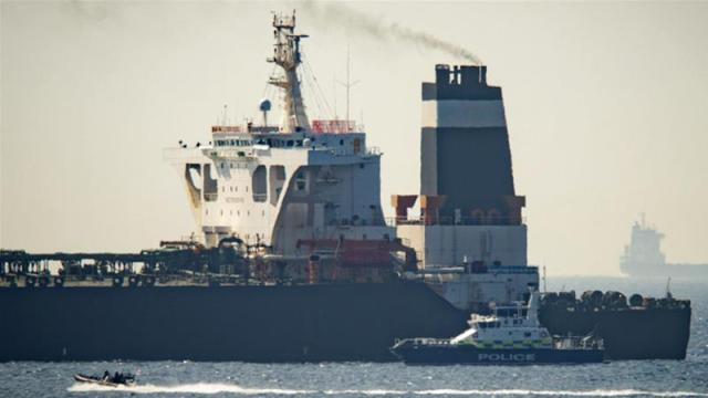 What's behind the seizure of the Iranian oil tanker in Gibraltar?